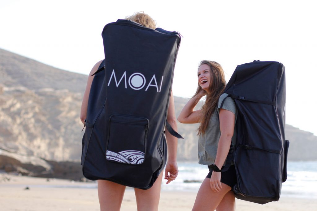 MOAI Paddle Board Backpack