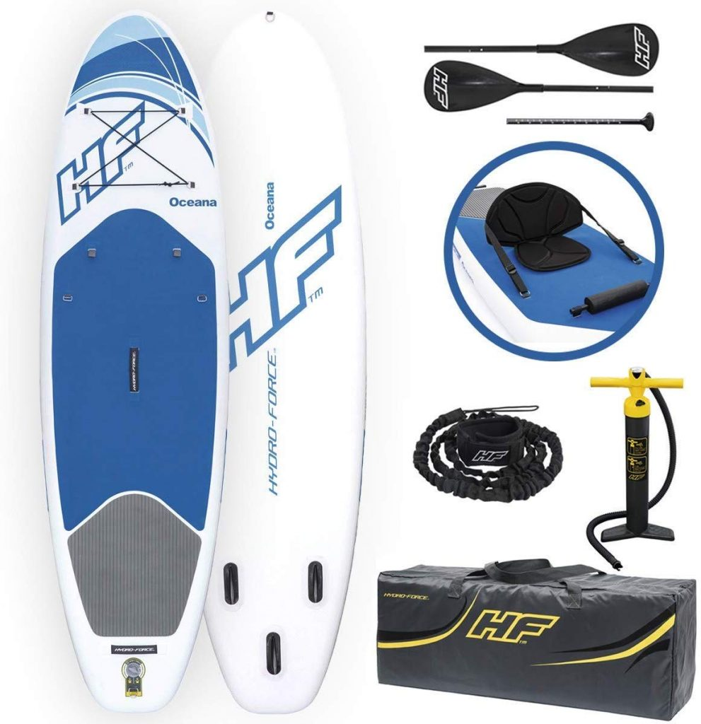 Best cheap paddle boards for 2020 (under $350) 7