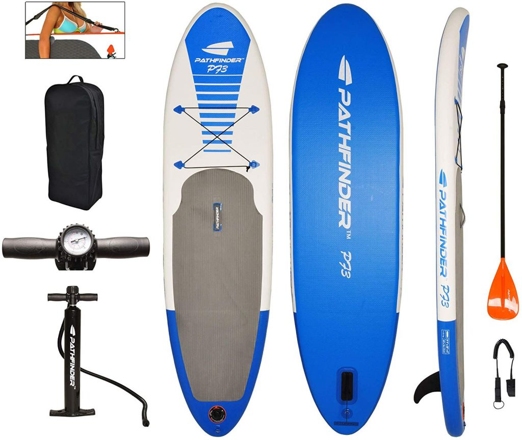Best cheap paddle boards for 2020 (under $350) 13