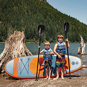 Paddle Boards for kids: The 6 best Paddle Boards that are perfectly designed for kids in 2020 10