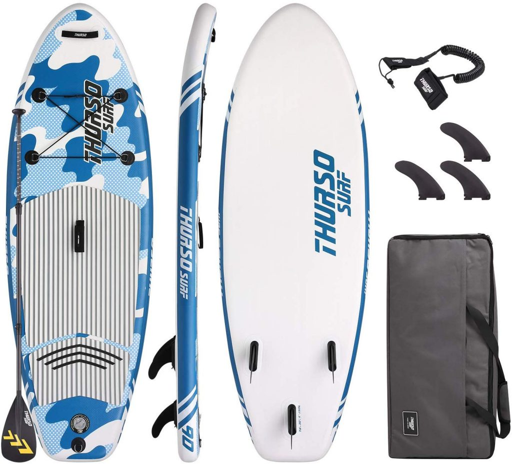 Paddle Boards for kids: The 6 best Paddle Boards that are perfectly designed for kids in 2020 7
