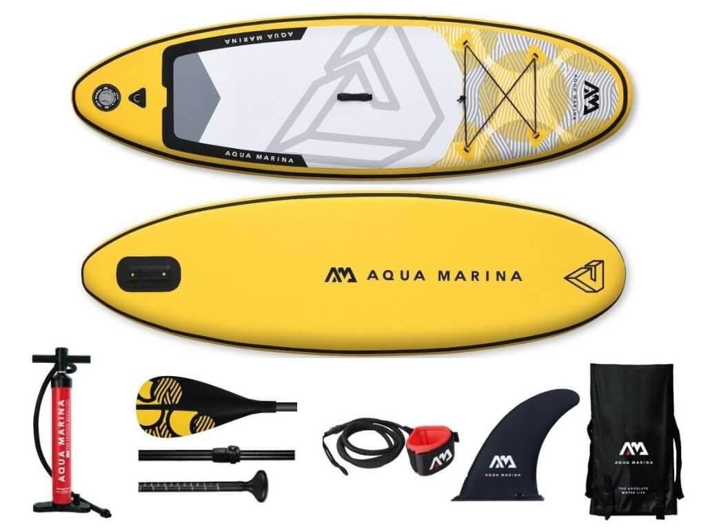 Tabla de Paddle Aqua Marina Vibrant
