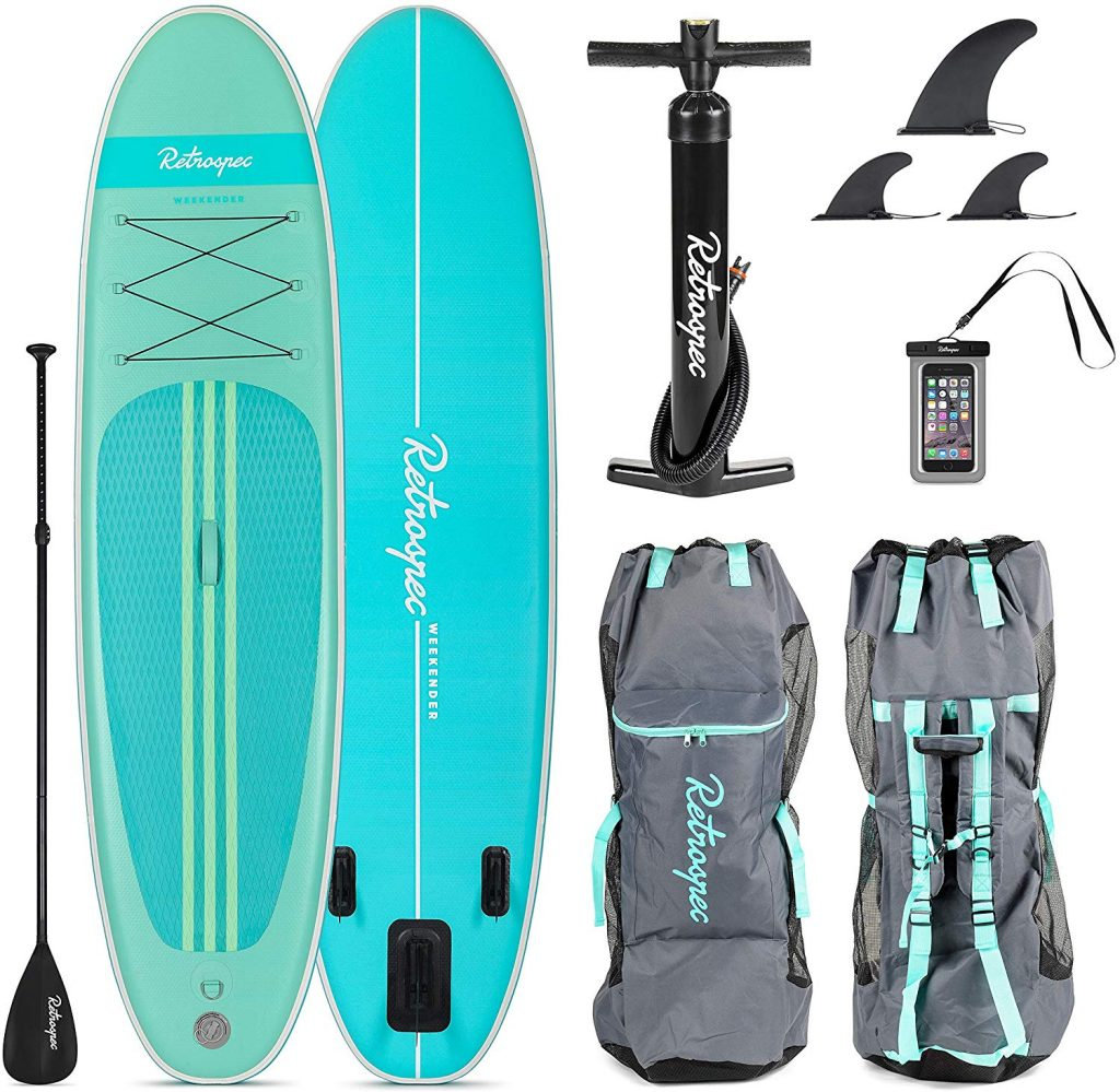 Best cheap paddle boards for 2020 (under $350) 4