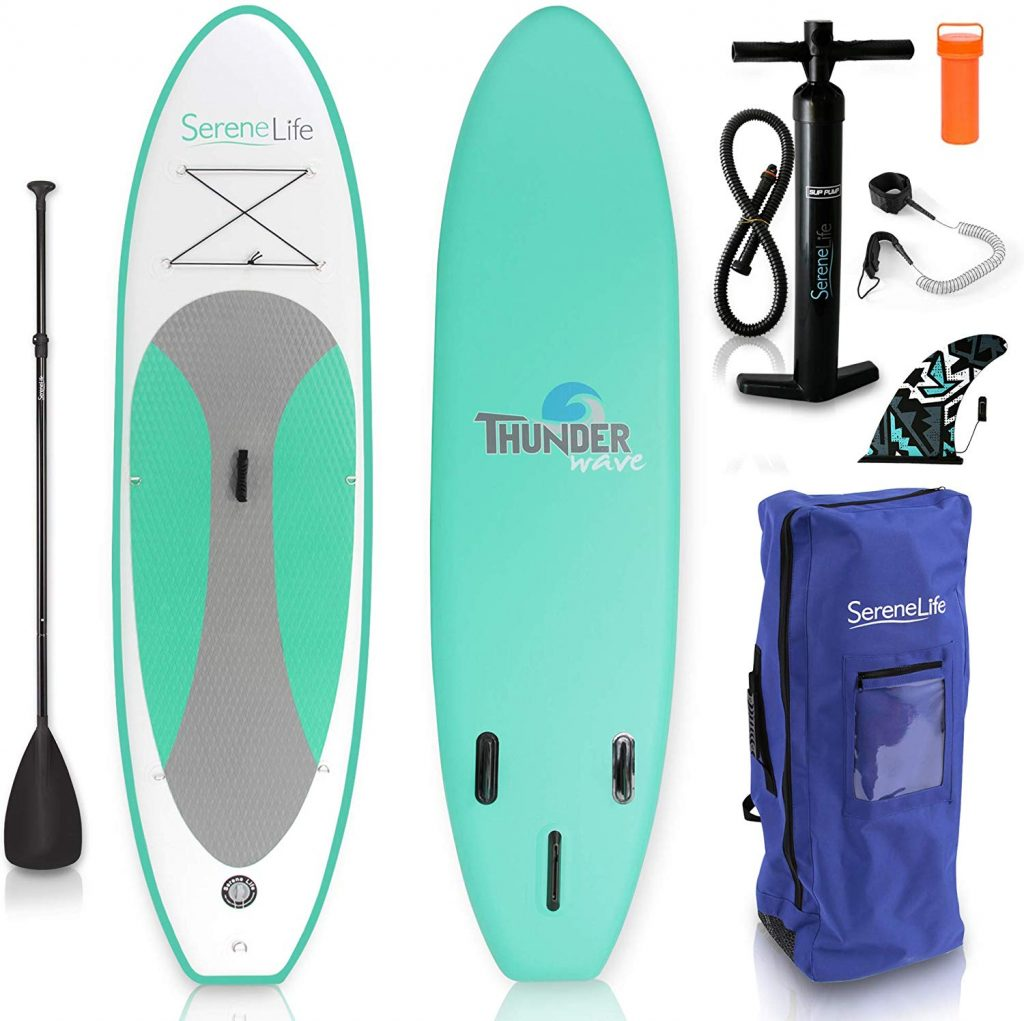 Best cheap paddle boards for 2020 (under $350) 9