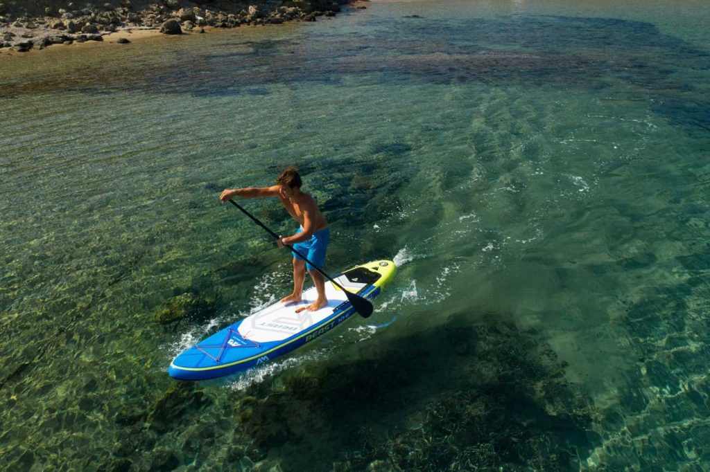 Aqua Marina Beast Stand Up Paddle Board Test