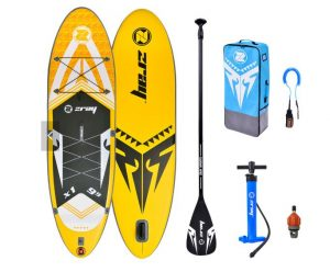 ZRAY Paddle Boards 4