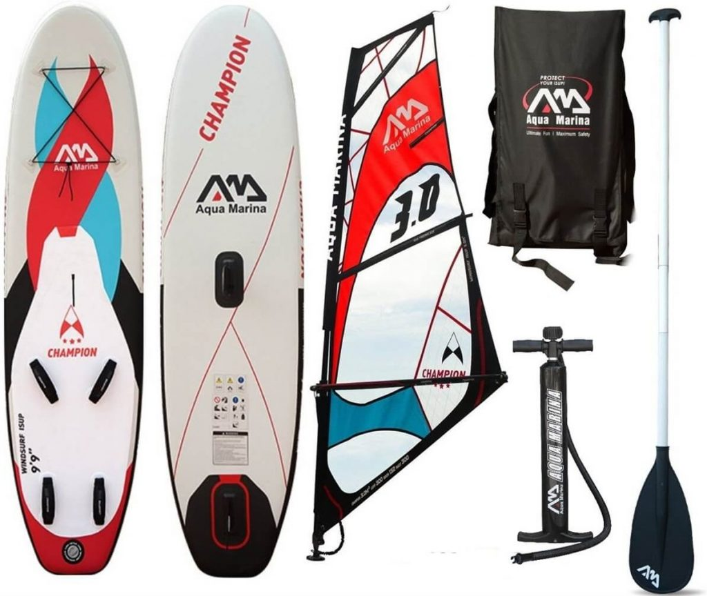 Aqua Marina SUP Boards 25