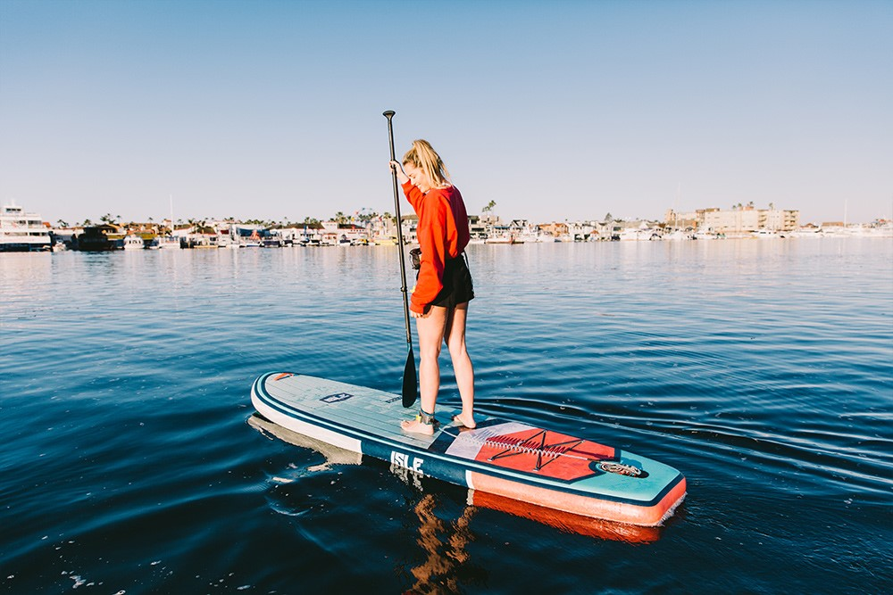 The best paddle boards for Yoga [2020] 8