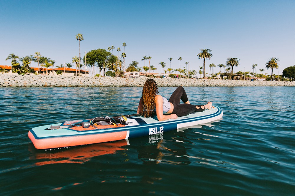 The best paddle boards for Yoga [2020] 7