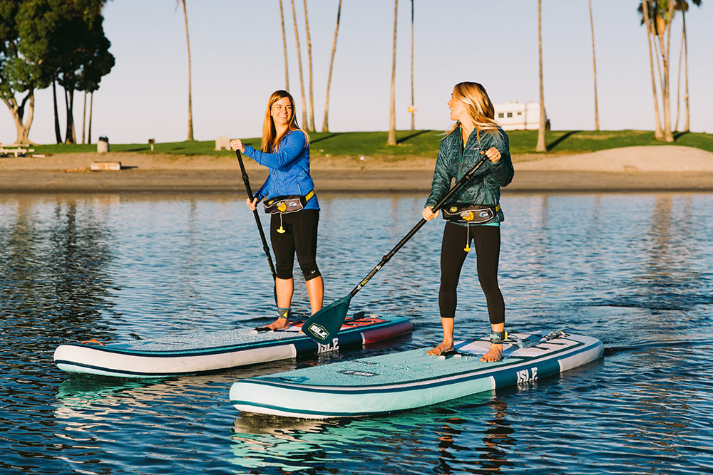 The best paddle boards for Yoga [2020] 9