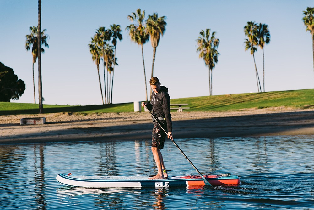 The best paddle boards for Yoga [2020] 10