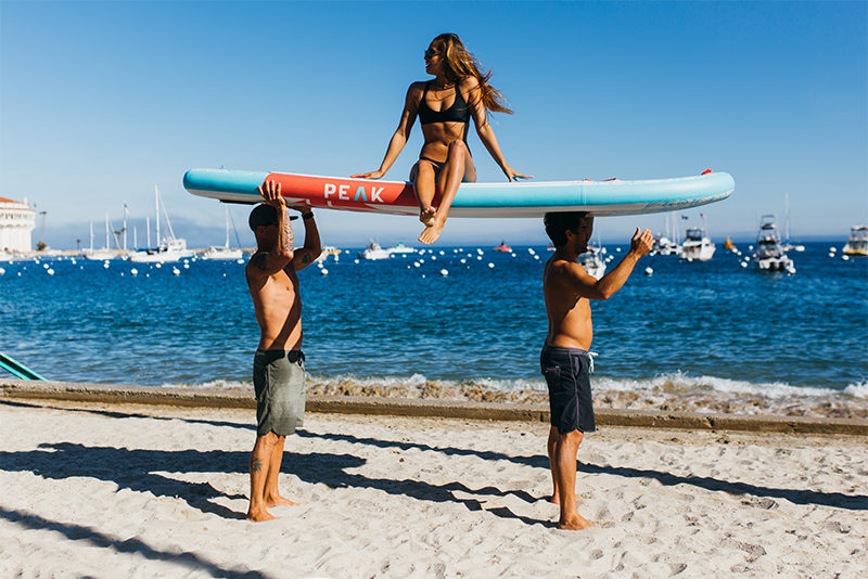 The best paddle boards for Yoga [2020] 3