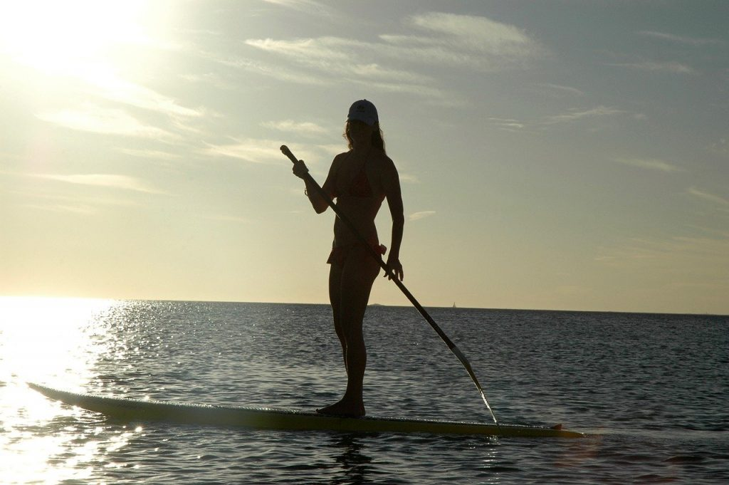 Best Inflatable Paddle Board for 2020 7