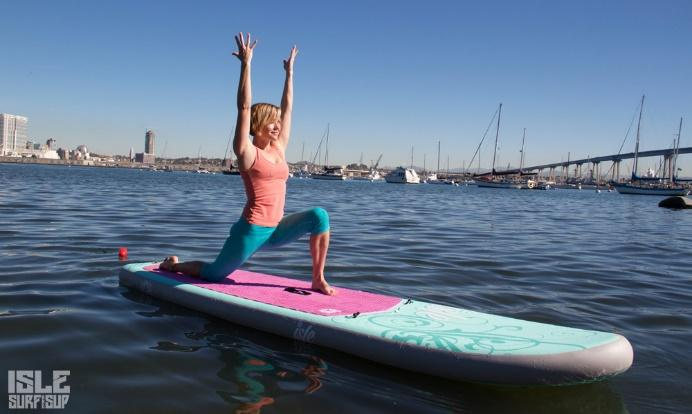 The best paddle boards for Yoga [2020] 16