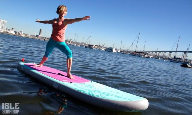 The best paddle boards for Yoga [2020] 17