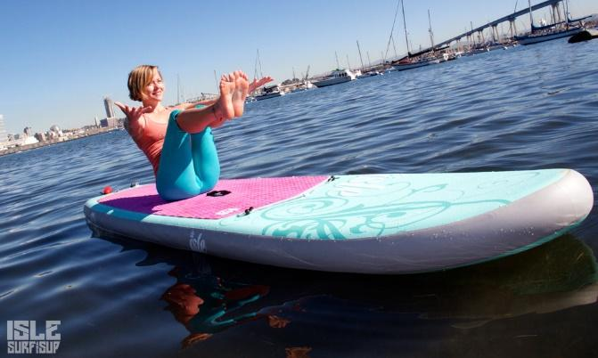 The best paddle boards for Yoga [2020] 18