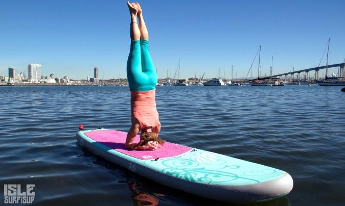 The best paddle boards for Yoga [2020] 20