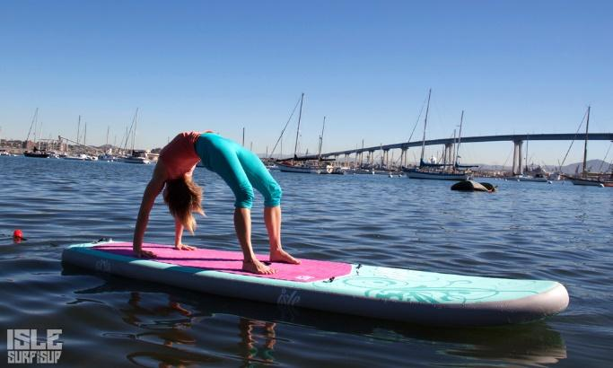 The best paddle boards for Yoga [2020] 22