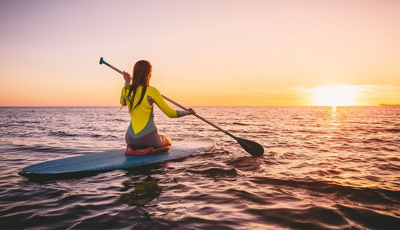 Is paddle boarding hard? – Not if you read this article! 1