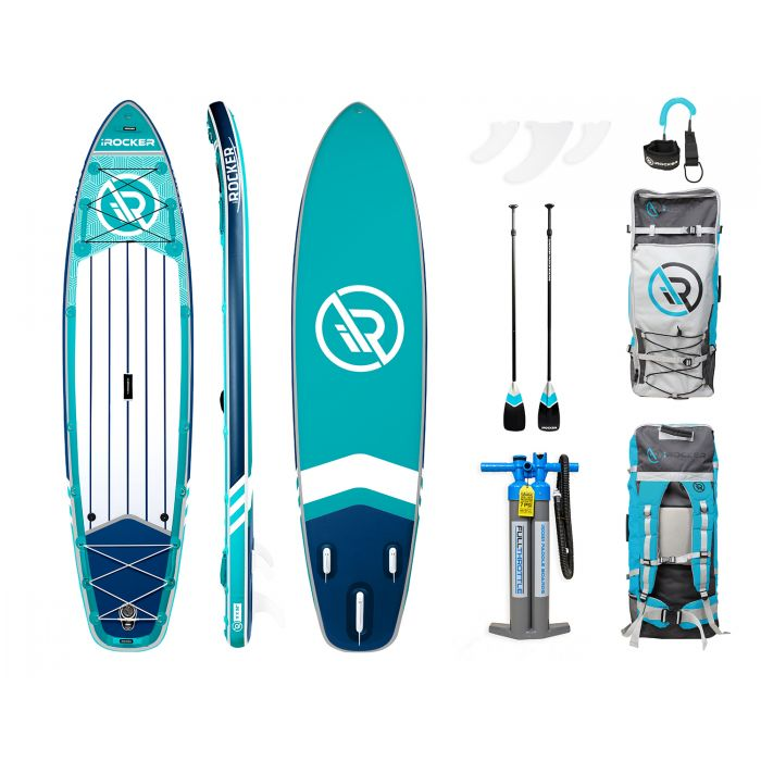 iRocker 11' Teal
