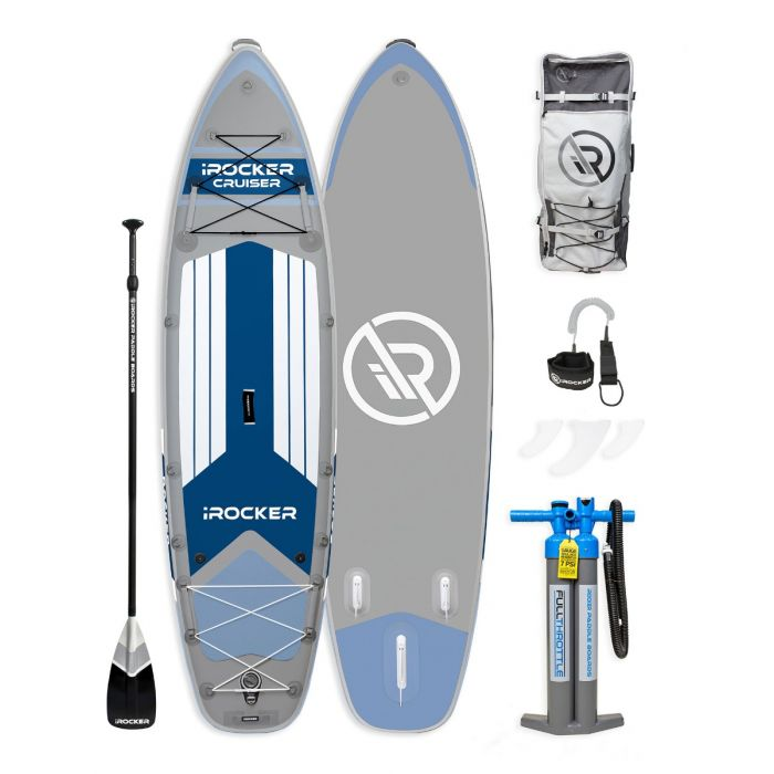 "iRocker cruiser 10'6"" Grey"