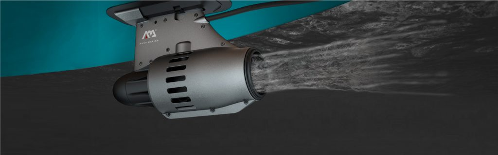 Bluedrive Power Fin Paddle Board Motor