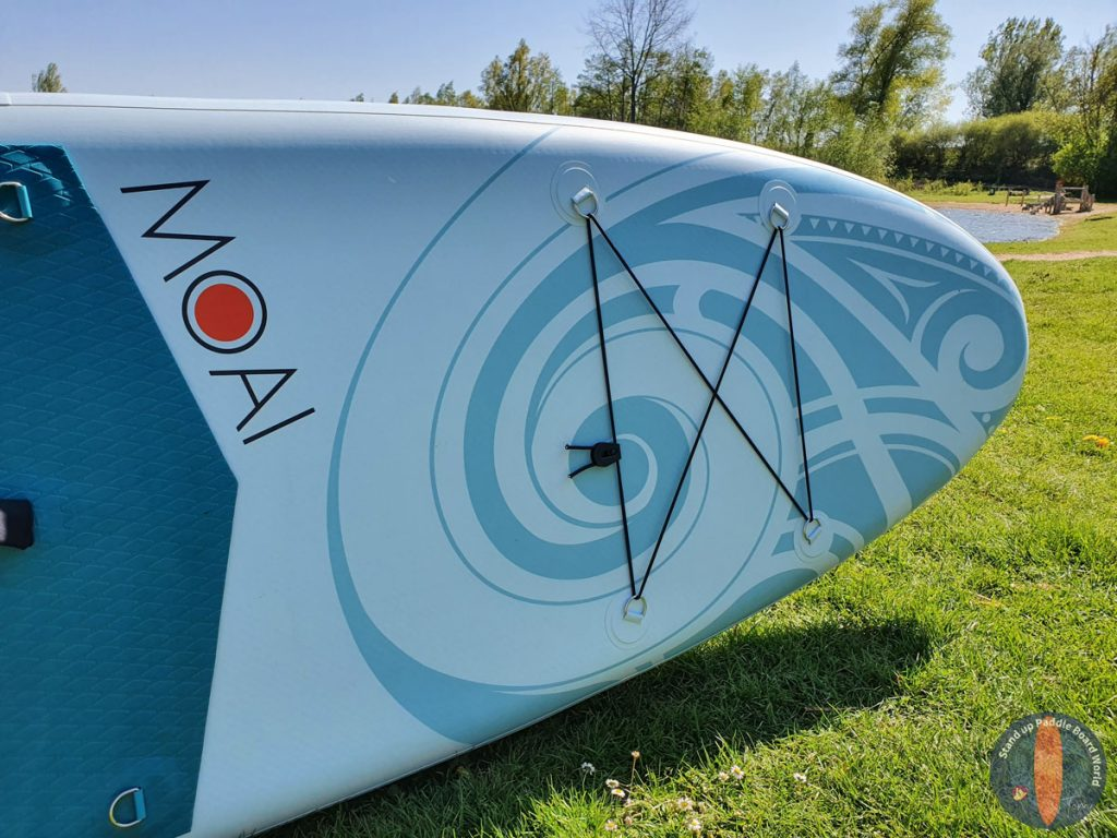 "MOAI 10'6"" Paddle Board Review 6"
