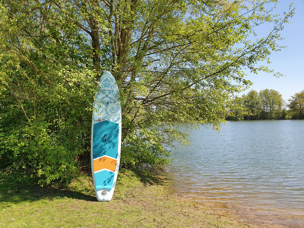 MOAI 11' Stand Up Paddle Board 1