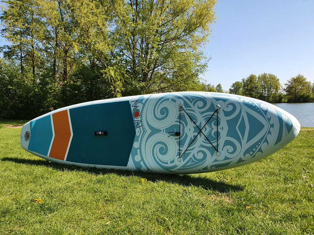 MOAI 11' Stand Up Paddle Board 7