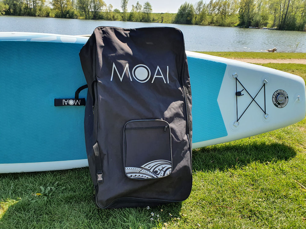 MOAI 11' Stand Up Paddle Board 19