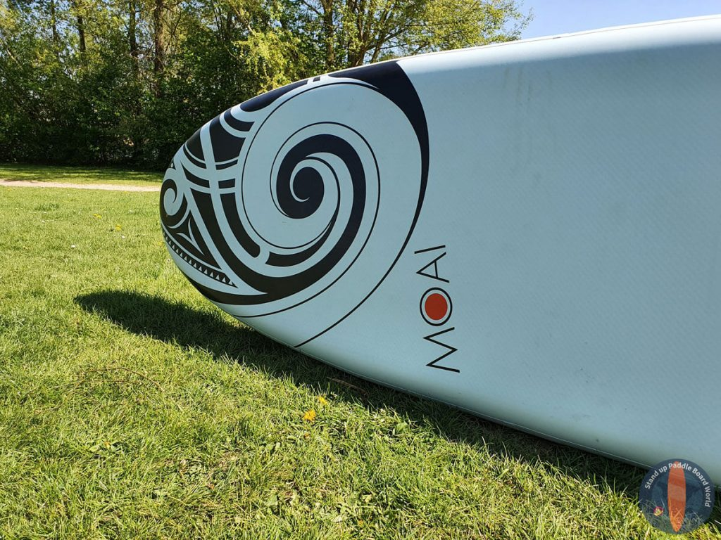"MOAI 10'6"" Paddle Board Review 18"