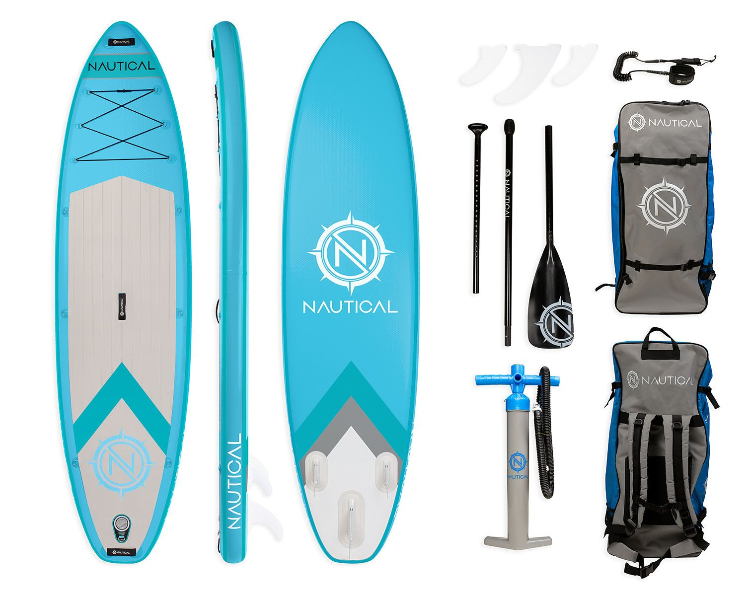 Nautical-Paddle-Board-Package