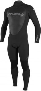 o neill paddle board wetsuit