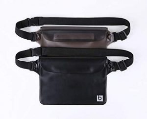 Waterproof fanny pack pouch