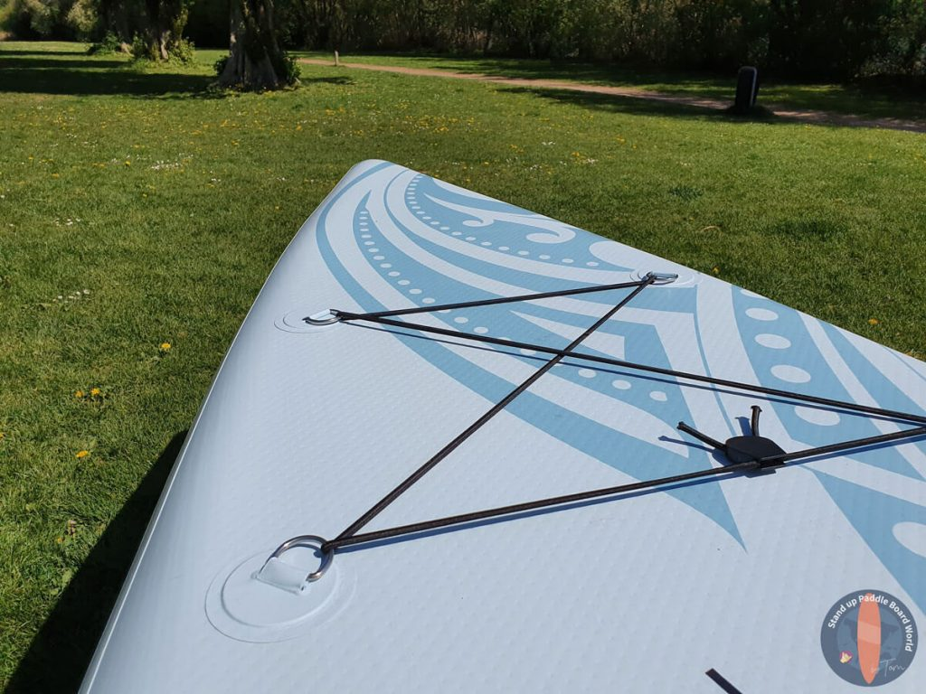 "MOAI 12'6"" Paddle Board Nose"