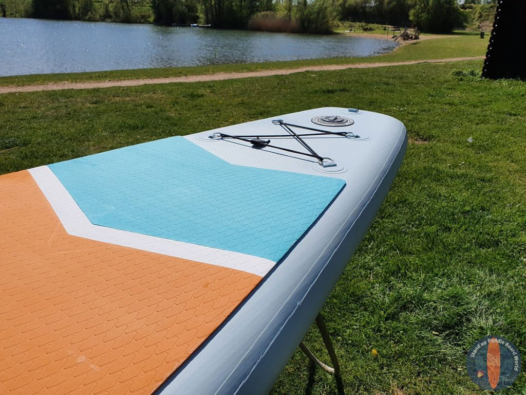 "MOAI 12'6"" Paddle Board Tail"