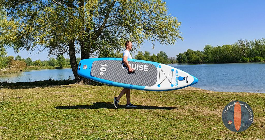 Bluefin-Cruise Arten SUP-Boards