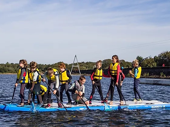 Bluefin Mammoth Giant Paddle Board Children