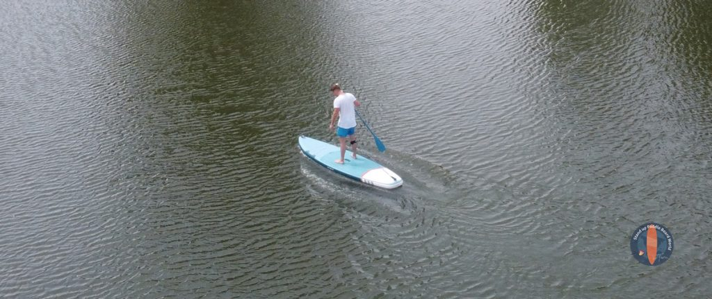 Decathlon-Paddle-Board-Tom How to Paddle board