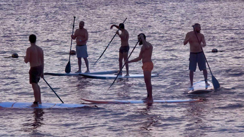 Paddle Surf de Epoxi