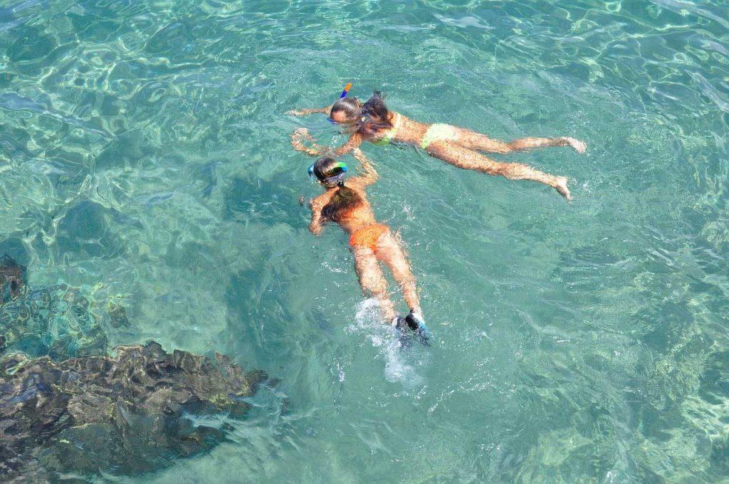 snorkeling-snorkel-mask