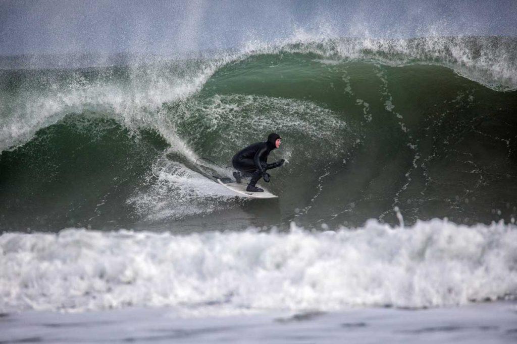 Surfen Koud Wetsuit