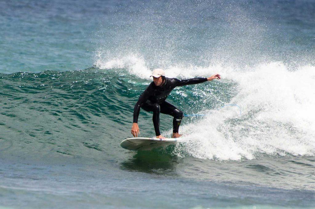 Surf-Longboard