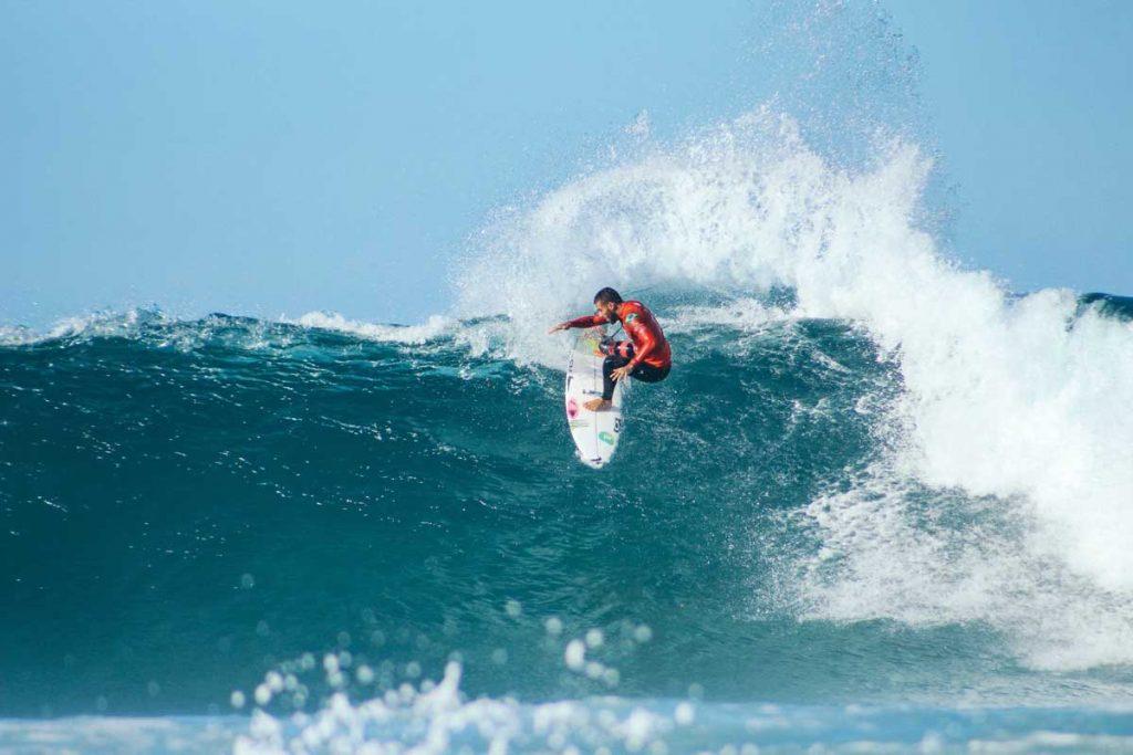 Surfen golf wetsuit
