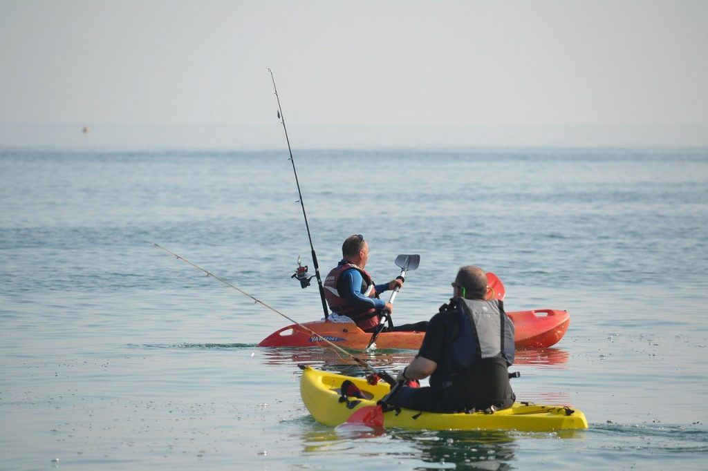 Kayak-Fishing-Fishermen