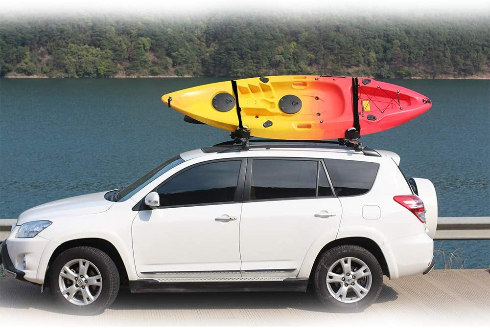 Kayak-Rack-Car