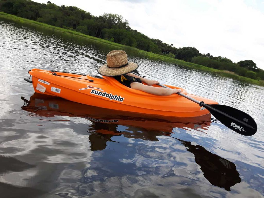 Kayak-Sleeping