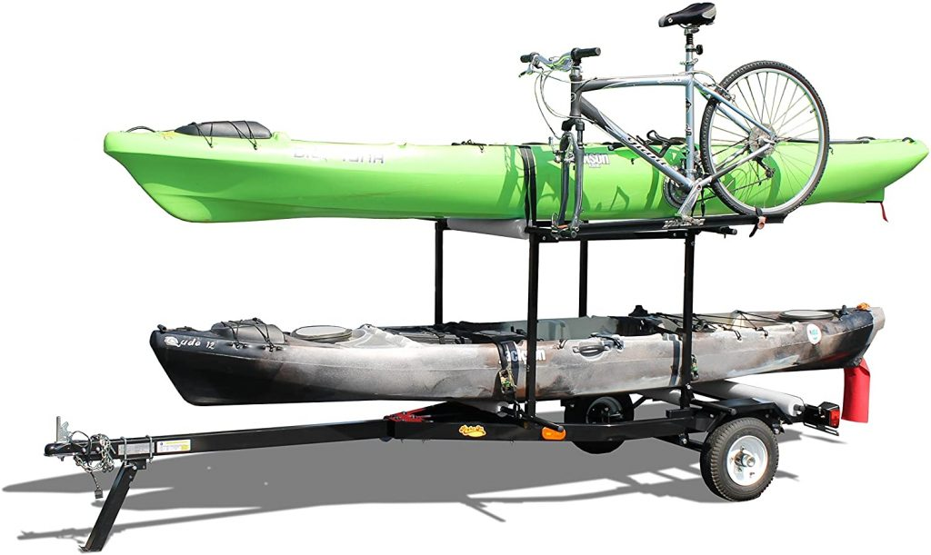 Multi-Kayak-Trailer