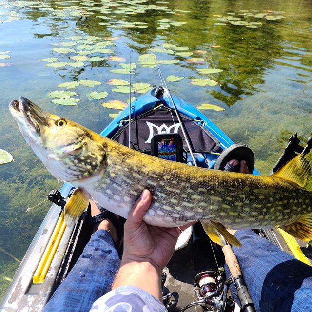 Pedal-Kayak-Fish