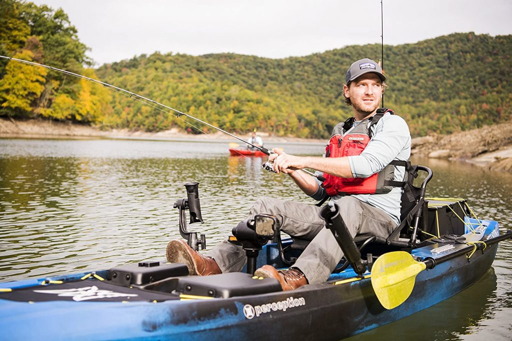 Pedal-Kayak-Perception-Fishing
